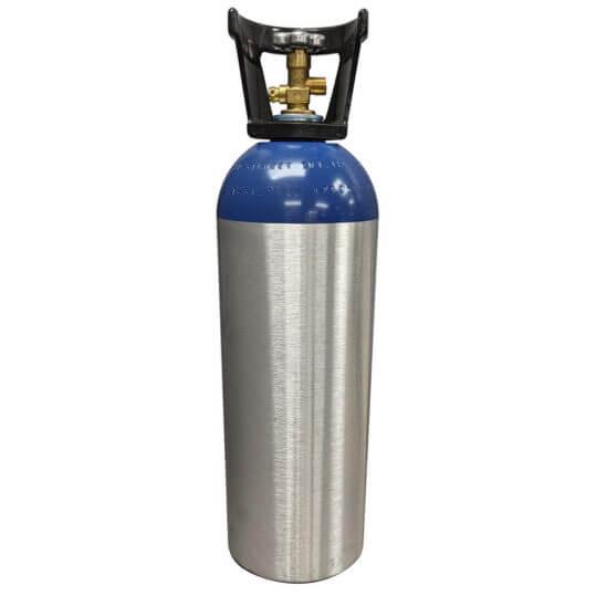 20 lb. Aluminum N2O Cylinder