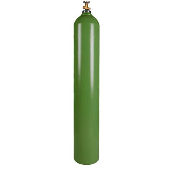 300 cu ft Steel Oxygen Cylinder