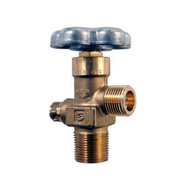 Gas Cylinder Source Sherwood Inert Gas Valve 58041