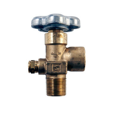 Gas Cylinder Source Sherwood Inert Gas Valve 58061