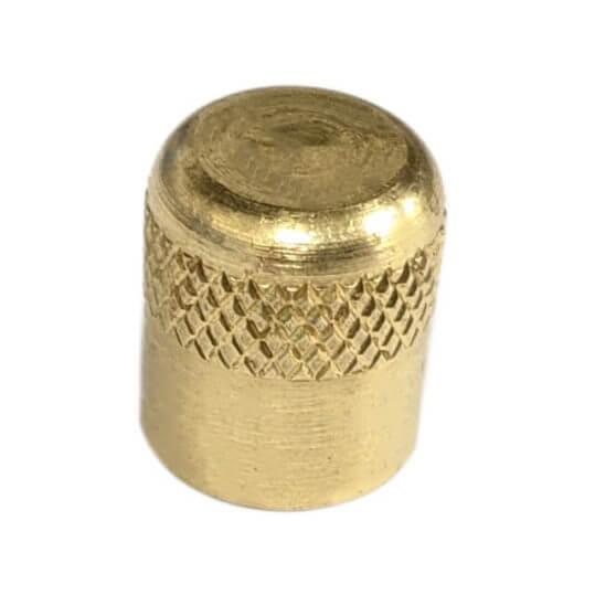 Refrigerant Brass Cap