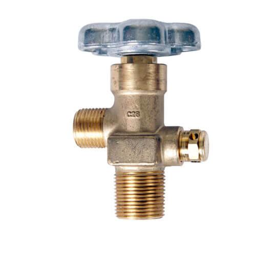 Gas Cylinder Source Sherwood CGA326 Nitrous Oxide Valve