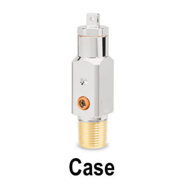 Gas Cylinder Source Sherwood CGA870 Medical Oxygen Post Valve