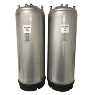 5 Gallon AMCYL Blem Kegs - Industrial Only - 2 Pack