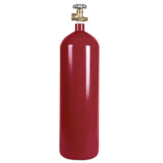 GCS 60 cf Steel Nitrogen Cylinder