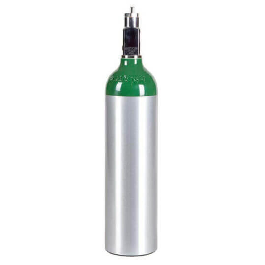 M6 Medical Oxygen Cylinder by GCS