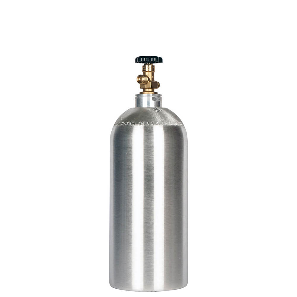 10 lb  Aluminum CO2 Cylinder