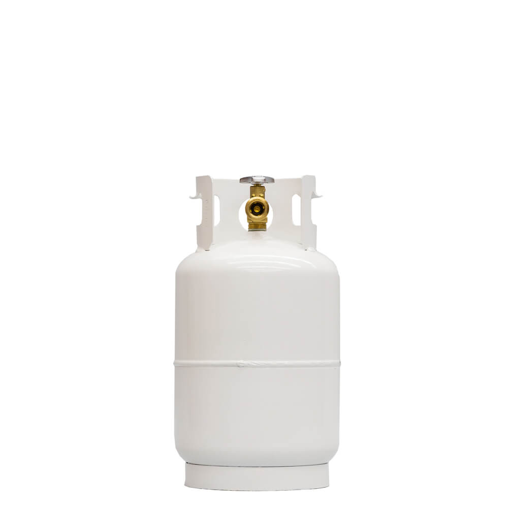 10 lb Reconditioned Steel Propane / LP Cylinder
