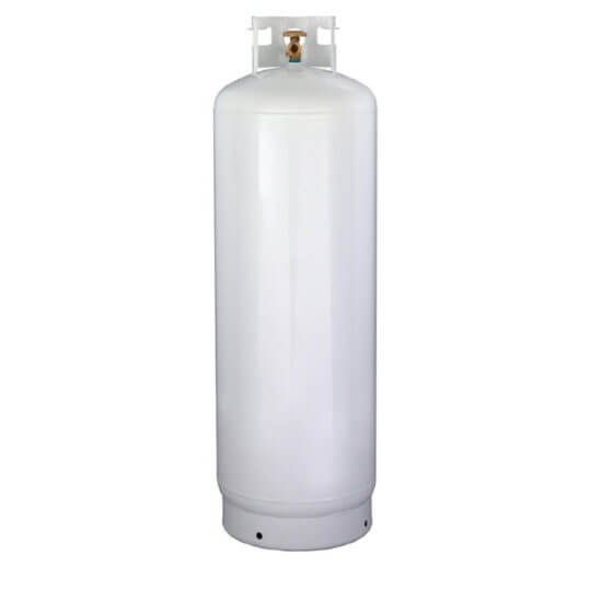 100 lb Propane Cylinder from gas Cylinder Source