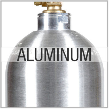 Breathing Air Valves for Aluminum Cylinders