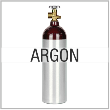 Argon Cylinders - Argon Tanks