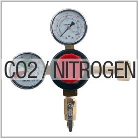CO2 + Nitrogen Regulators