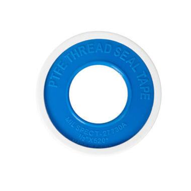 "Gas Cylinder Source 1/2"" Thread Sealant Tape PTFE Teflon"