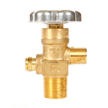 Gas Cylinder Source Sherwood CGA347 Breathing Air Valve Three Quarter Inch 024 Oversize