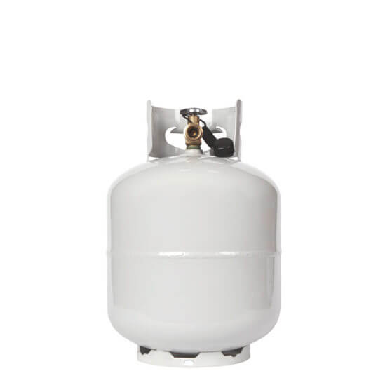 Gas Cylinder Source 20 lb Steel Propane LP Cylinder