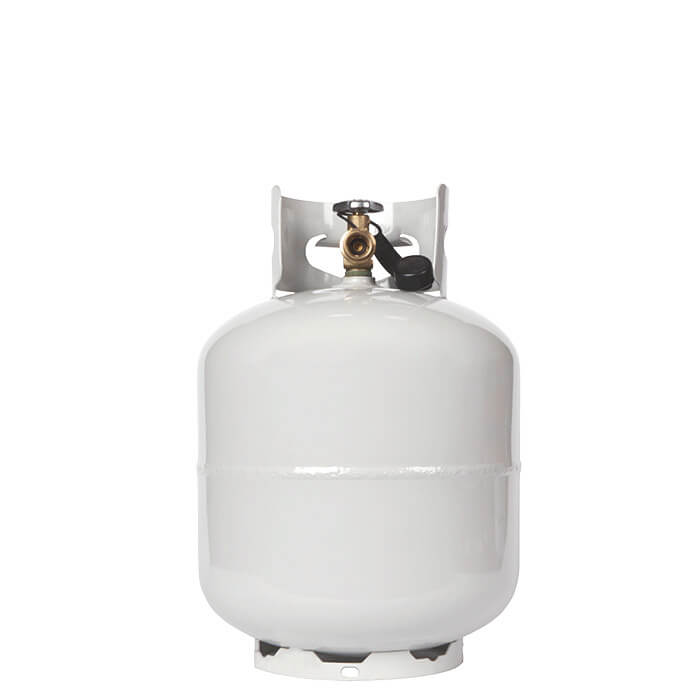20 Lb Steel Propane Lp Cylinder 2016 Certification Date Gas