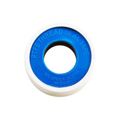 "Gas Cylinder Source 3/4"" Thread Sealant Tape PTFE Teflon"
