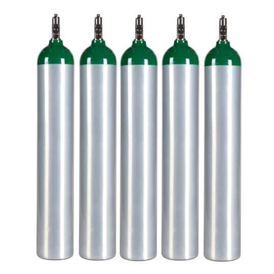 Medical E Aluminum 5 Pack