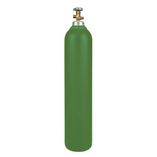 80 cu ft Steel Oxygen Cylinder