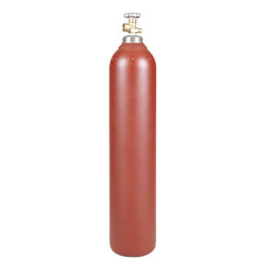 80 cu ft Steel CO2 Nitrogen Mix Cylinder
