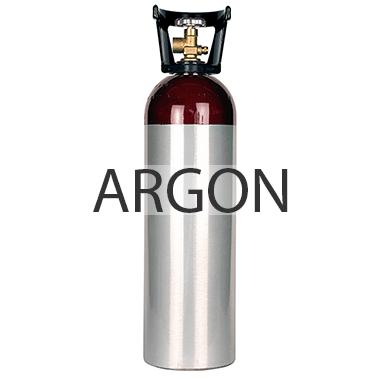 Argon Cylinders