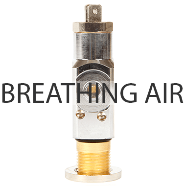 Breathing Air Valves