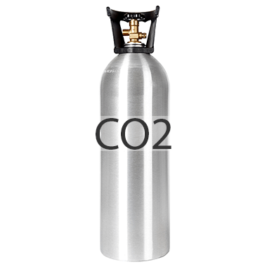 CO2 Carbon Dioxide Cylinders