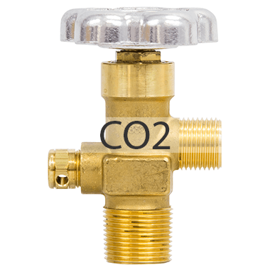 CO2 Carbon Dioxide Valves