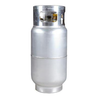 Is propane an inert gas