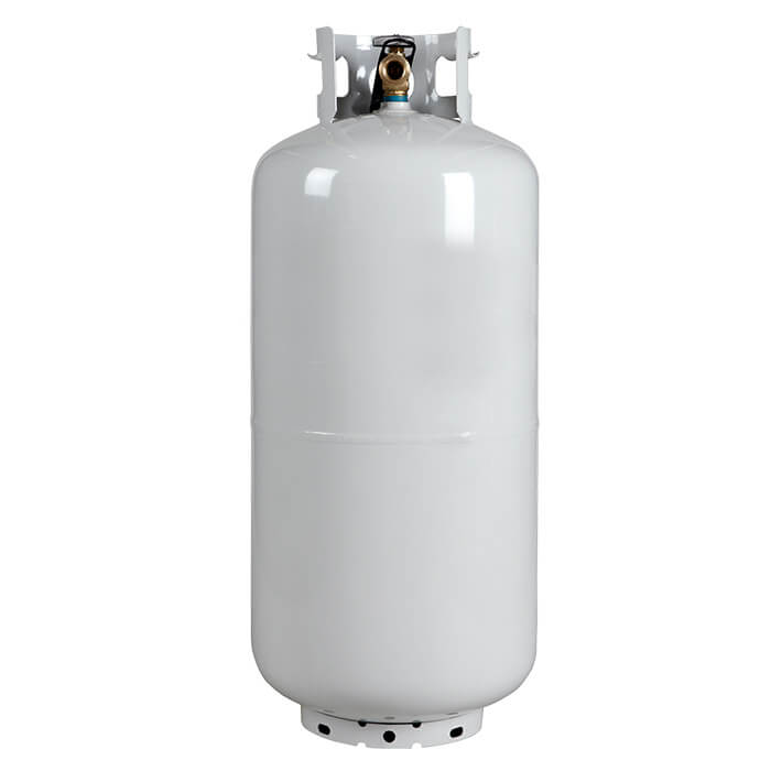 40 lb Steel Propane / LP Cylinder | Gas Cylinder Source