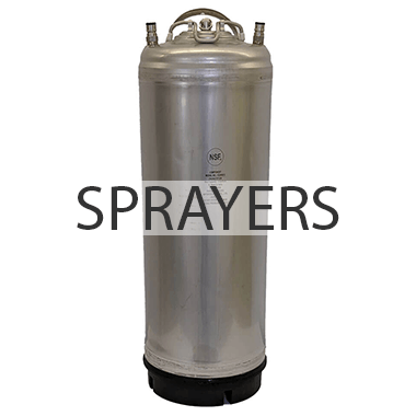 Industrial Sprayers