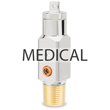 Medical & Dental Oxygen Valves