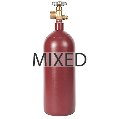 Mixed & Specialty Gas Cylinders