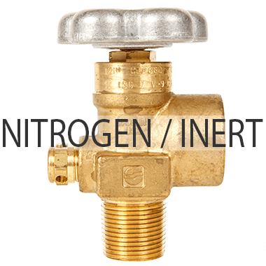 Nitrogen | Argon | Helium | Neon Valves
