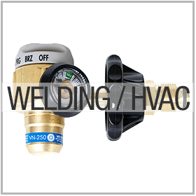 Welding + HVAC Regulators